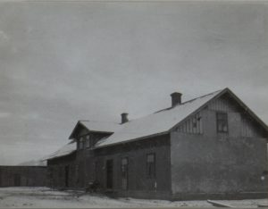 Feldspital 1/13 in Perehinsko, Februar 1916