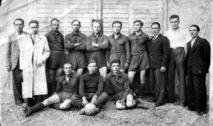 Футбольна команда «Чарні» (Ріпне). 1930-ті роки